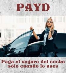 payd seguro coche